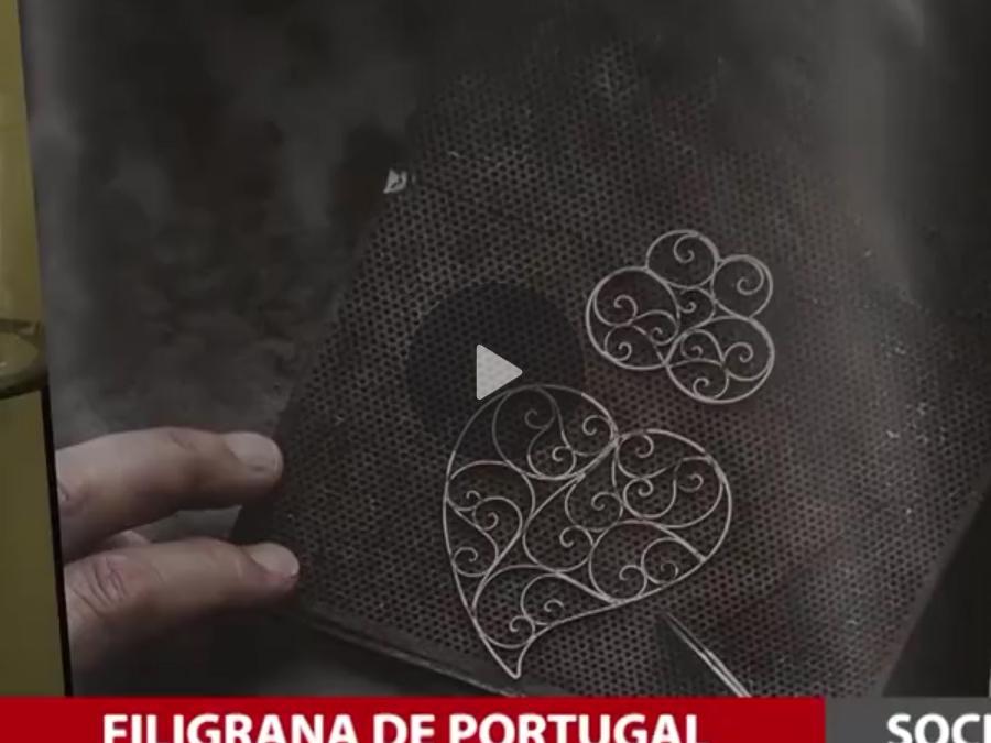Municípios de Gondomar e Póvoa de Lanhoso certificam Filigrana Portuguesa